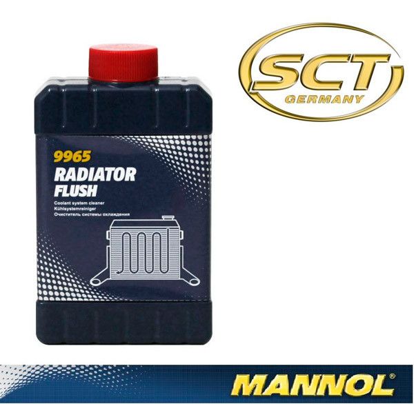 Промывка радиатора Mannol 9965 Radiator Flush 325ml