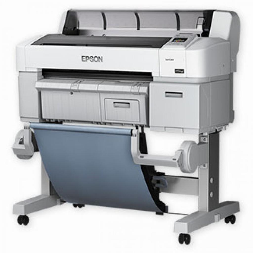 "Принтер Epson SureColor SC-T3200 24"""