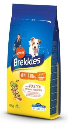 Brekkies Dog Mini Adult  1кг (на вес) - корм  для собак малых пород