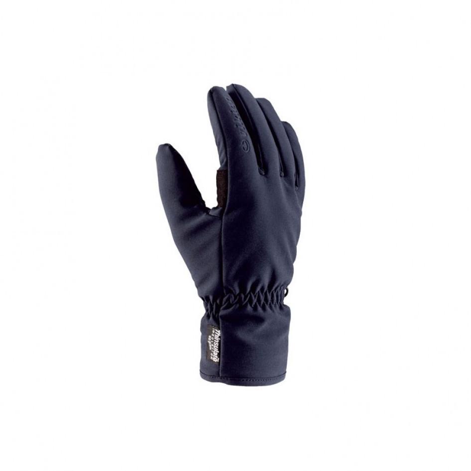 Гірськолижні рукавиці Viking Bergen чорні | розмір - 8