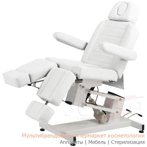 Педикюрное кресло модель 3706 (1 мотор) (выставочный экземпляр)