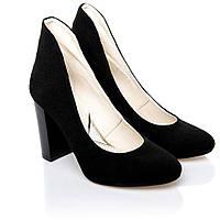 Туфли La Rose 2251 36(24,2см) Черная замша