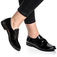 Туфли Rivadi 2245 36(24см) Черный лак