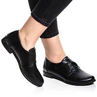 Туфли Rivadi 2245 36(24см) Черная кожа