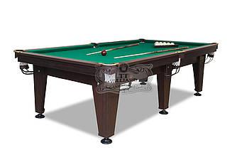 Бильярдный стол для пула ОСКАР 6ф дсп 1.8м х0.9м