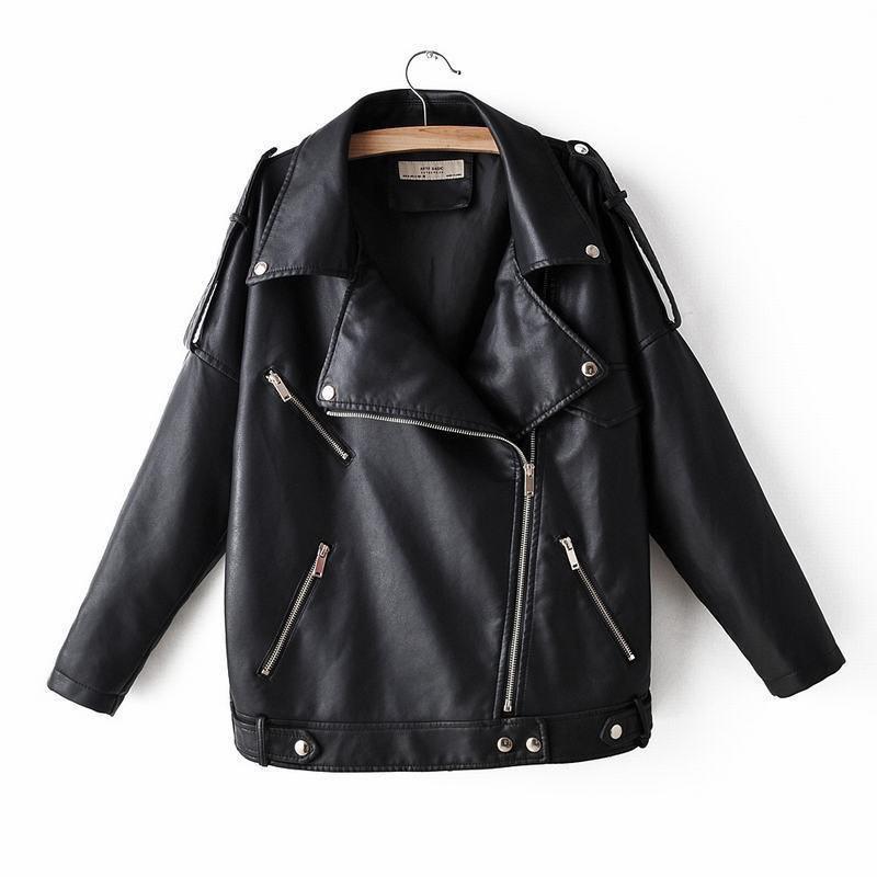 Женская черная куртка косуха из мягкой экокожи с качественной фурнитурой 68kur279