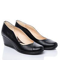 Туфли La Rose 2123 40 (26,3см ) Черная кожа