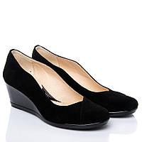 Туфли La Rose 2123 36 (23,6см ) Черная замша