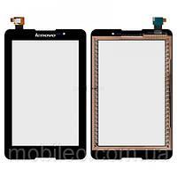 Сенсорный экран (тачскрин) для планшета Lenovo A3500 IdeaTab | A3500L | A3500H | A7-40 | A7-50, черный