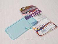 Чехол TPU Remax Ultra Thin Silicone case Apple iPhone 6 6s бирюзовый, фото 1