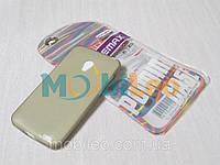 Чехол TPU Remax Ultra Thin Silicone case Meizu MX2 черный, фото 1