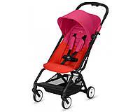 Прогулочная коляска Cybex Eezy S Twins с поворотным сиденьем Passion Pink
