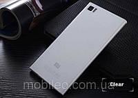 Чехол TPU Remax Ultra Thin Silicone case Xiaomi Mi 3 (Mi3) прозрачный