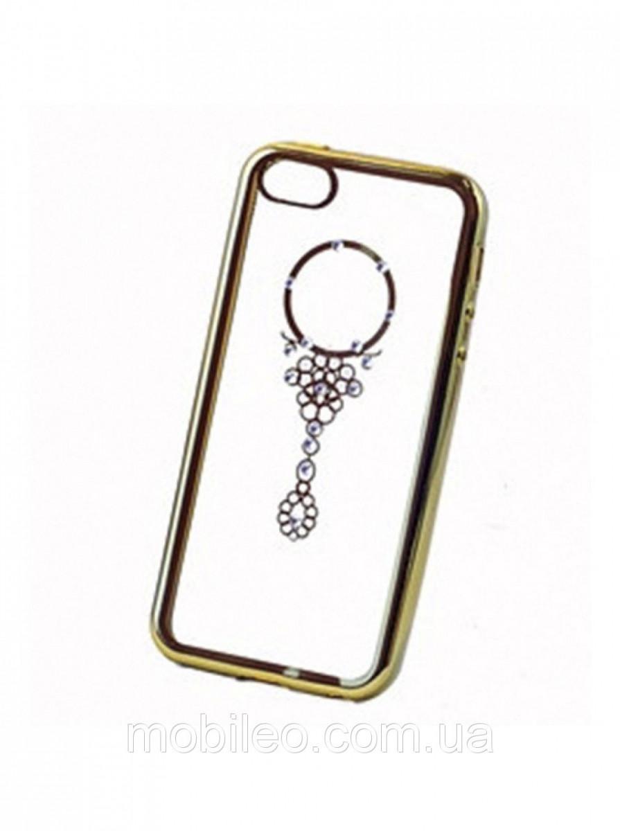 Чехол силиконовый Fantasy для Apple iPhone 7 Mirror