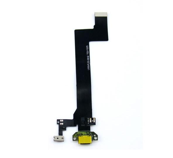 Плата нижня (плата зарядки) Meizu Pro 5, з роз'ємом зарядки і мікрофоном