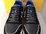 Мужские кроссовки Bikkembergs CK120 черные, фото 2