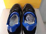 Мужские кроссовки Bikkembergs CK120 черные, фото 7