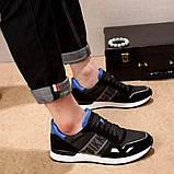 Мужские кроссовки Bikkembergs CK120 черные, фото 6