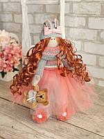 Лялька ручної роботи, лялька інтер'єрна, авторська робота Вис 35 см Ціна 650 грн