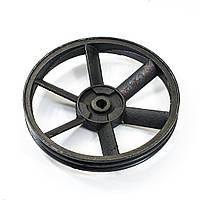 Шків до компресора подвійний діаметр 320 мм. (залізний)  Profline 32C-2A*320