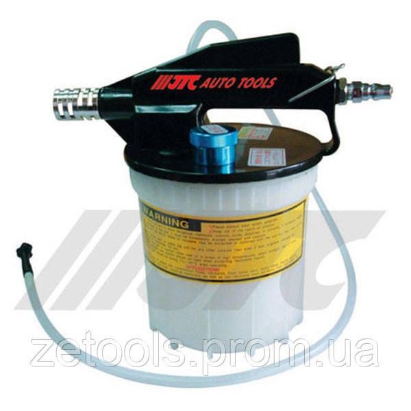 Приспособление для удаления тормозной жидкости пневматическое  1025 JTC
