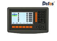 DS50P-5V пятикоординатное устройство цифровой индикации, фото 1