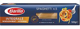 Макарони BARILLA integrale spaghetti 500гр