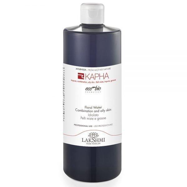 Цветочная вода Капха для нормальной и комбинированной кожи 500мл Лакшми Lakshmi