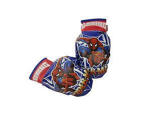 Боксерский набор M 6226-2(Spider Man) перчатки