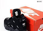 Мужские кроссовки Nike Air Barrage Mid (черные) KS 1401, фото 3
