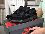 Мужские кроссовки Nike Air Max 90 (черные) KS 1399, фото 3