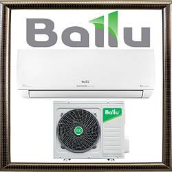 Тепловий насос BALLU BSUI-09HN8, серия Platinum Evolution DC Inverter (до -25С)
