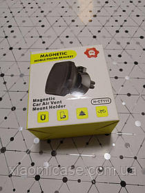 Автомобильный магнитный Холдер Magnetic  H-CT111 / держатель для телефона