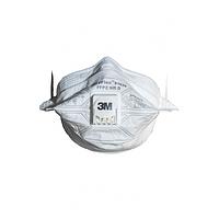 Респиратор 3М VFlex FFP2 9162V, с клапаном 3М 9162 белый