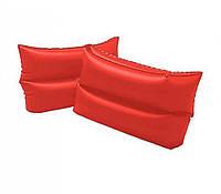 Надувные нарукавники для плавания Intex 59642 Красный
