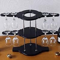 Набор для вина на 8 рюмок-Биплан SS09191, фото 1