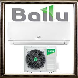 Тепловий насос BALLU BSUI-18HN8, серия Platinum Evolution DC Inverter (до -25С)