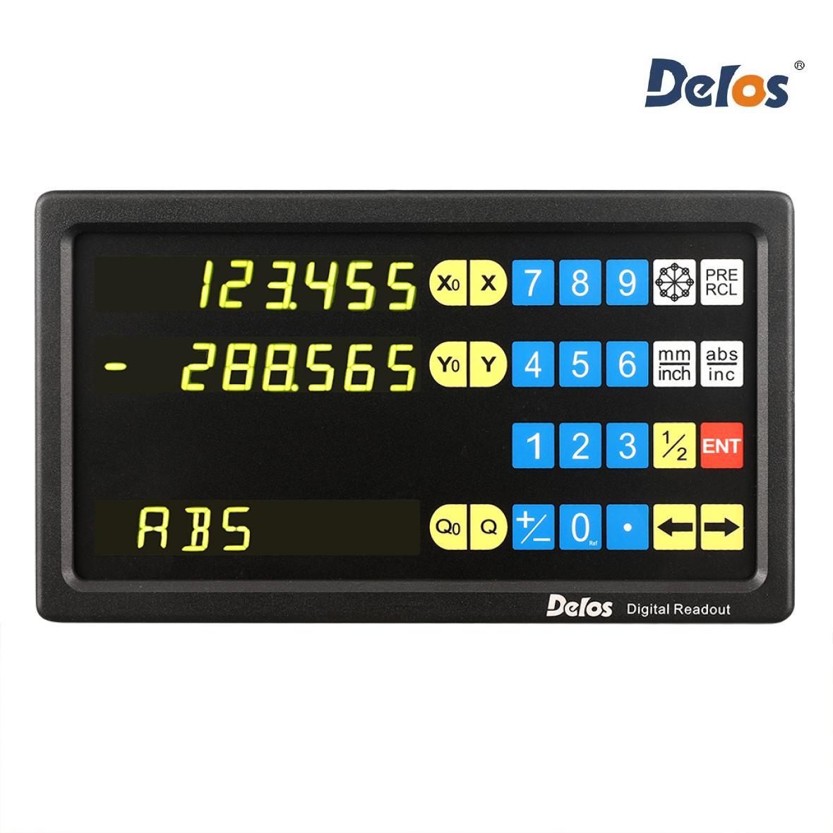 DS60-2V двухкоординатное устройство цифровой индикации