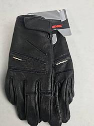 Кожаные мотоперчатки  Summer Glory Black A208 итальянской маркиSPIDI  размер L