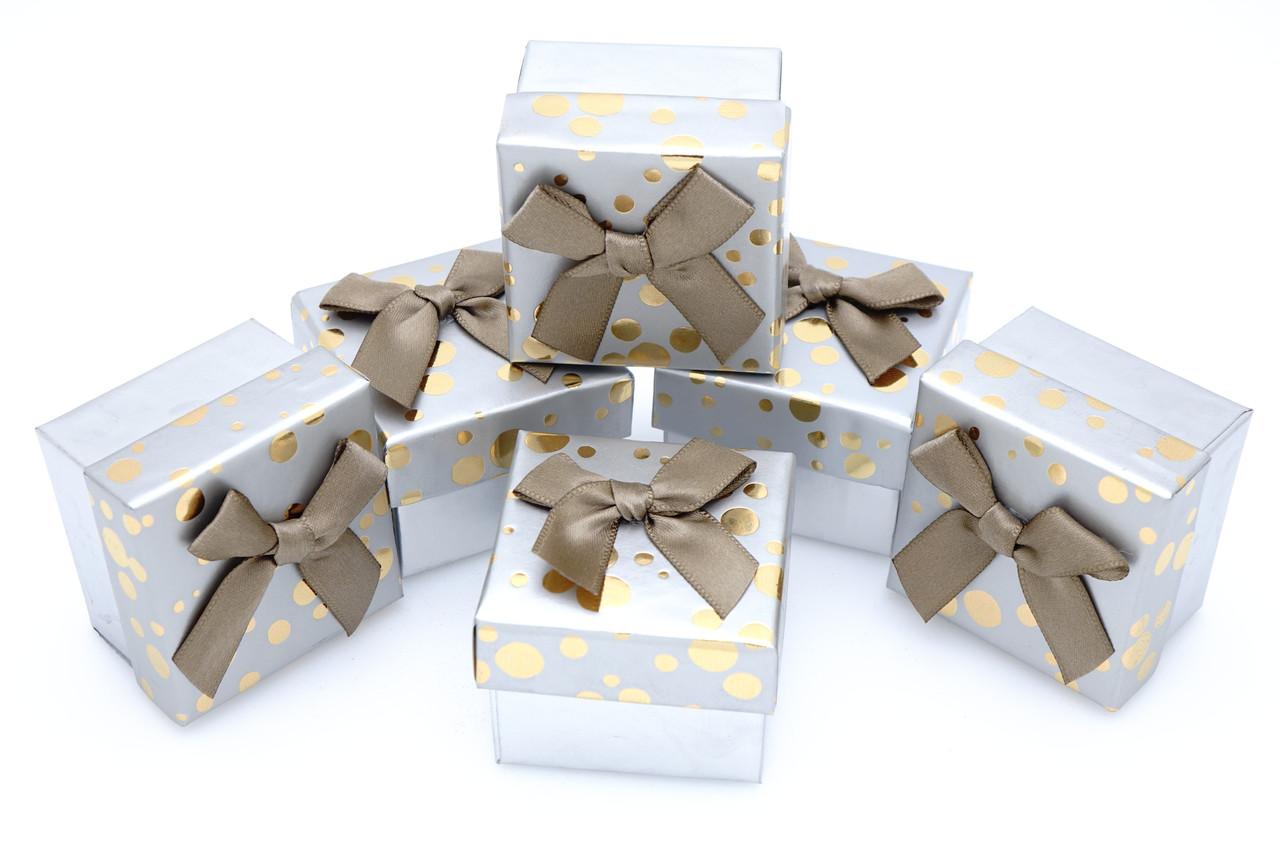 Картонная коробка box1-6 Серый