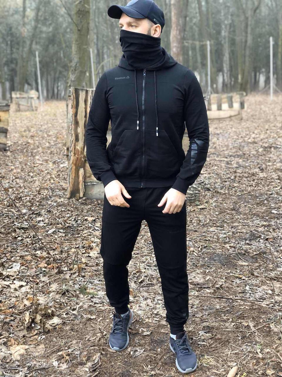 Чоловічий спортивний костюм Reebok якісна репліка