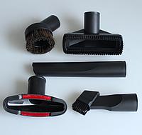 Комплект насадок для пылесоса 5 шт. Щетки Philips, Samsung, Rowenta, LG и др производителей