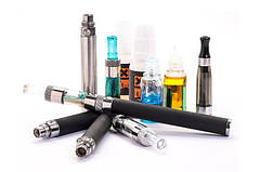 Електронні сигарети та аксесуари