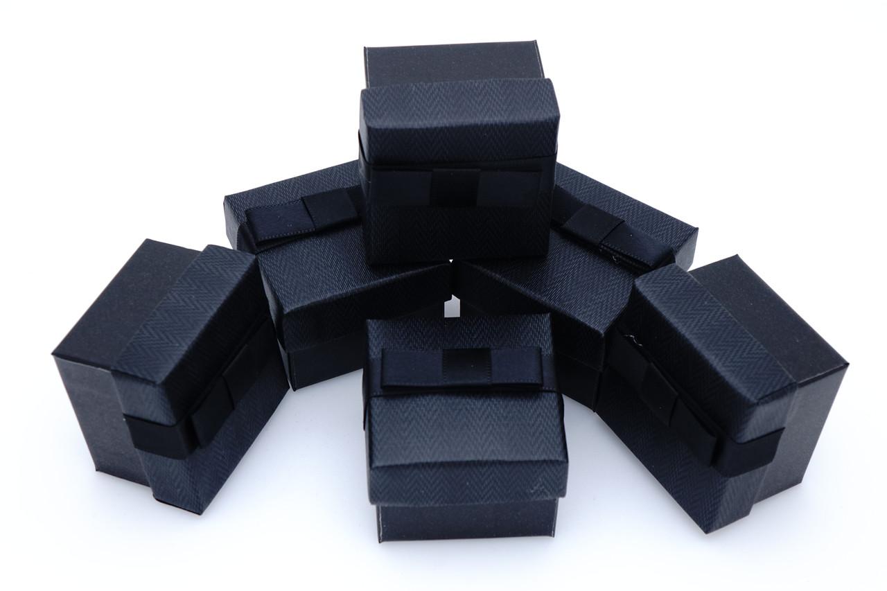 Коробочка для кольца box1-5 Черный