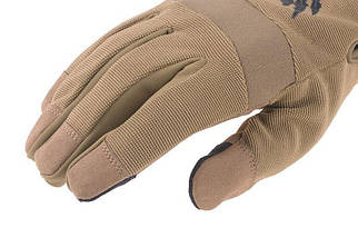 Тактические перчатки Armored Claw Shooter Cold Weather - tan (размер S) [Armored Claw] (для страйкбола), фото 2