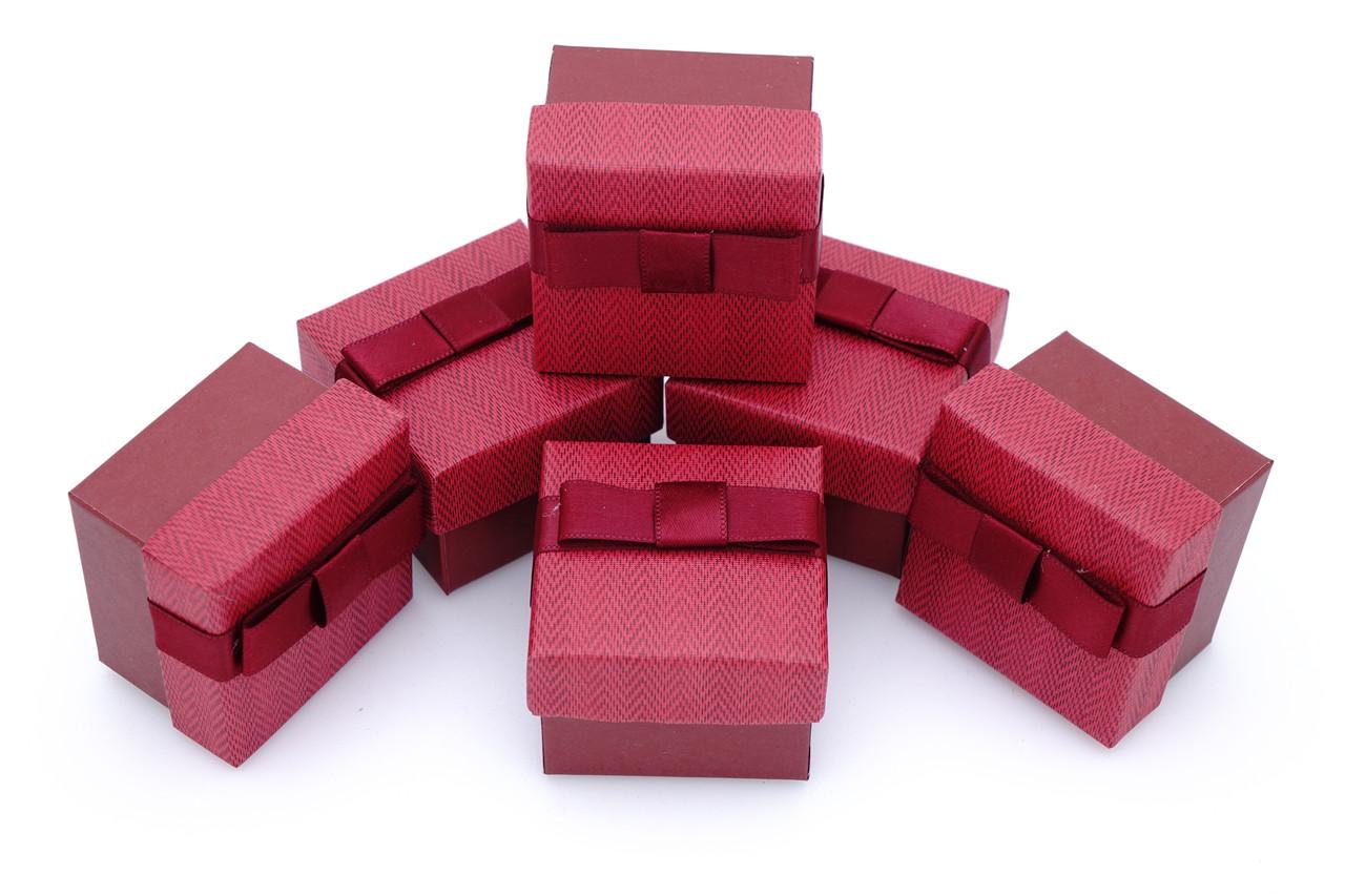 Коробочка для кольца box1-5 Красный