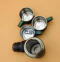Подарочный набор вакуумный Термос с тремя чашками, фото 3