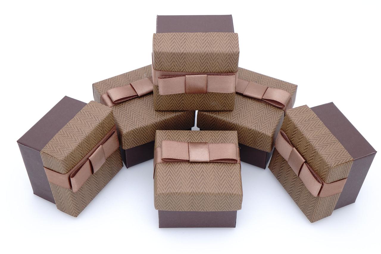 Коробочка для кольца box1-5 Коричневый