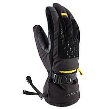 Гірськолижні рукавиці Viking Bora чорний-жовтий   розмір - 8