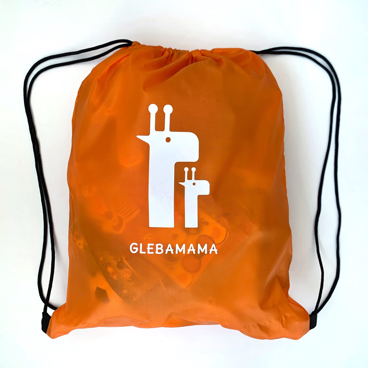 Игровой набор Рюкзачок trips & kids оранжевый для девочек 3-5 лет